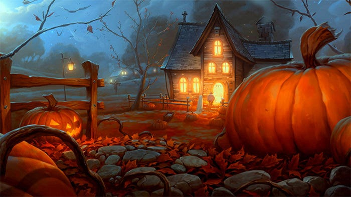 hallowen background 10