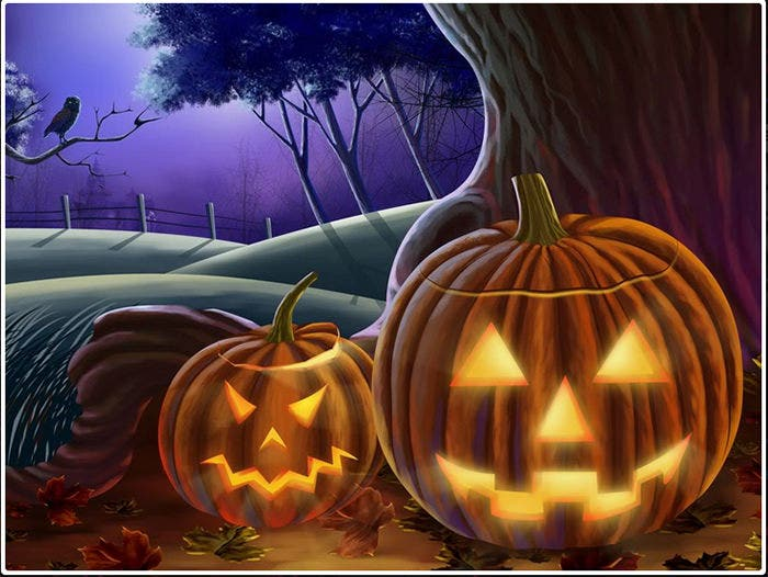 hallowen background 11