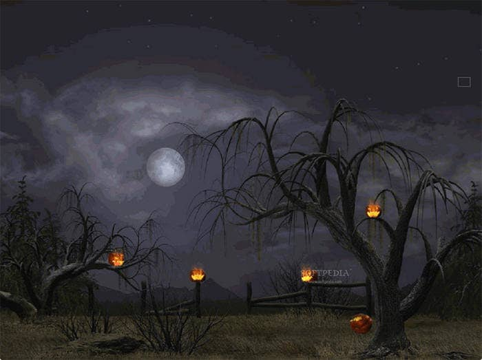 50 best halloween backgrounds for download | free & premium templates, Modern powerpoint