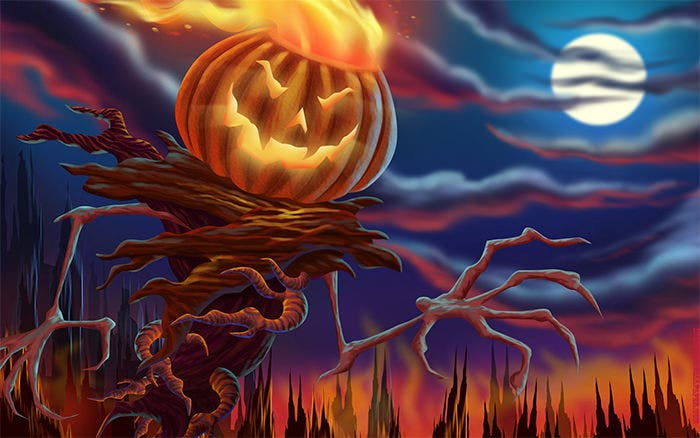 hallowen background 20