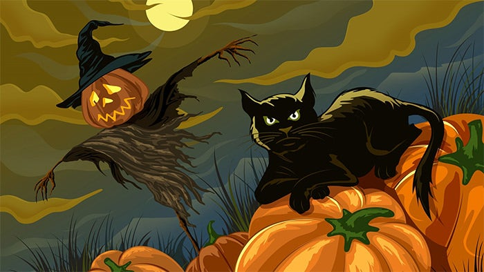 hallowen background 25