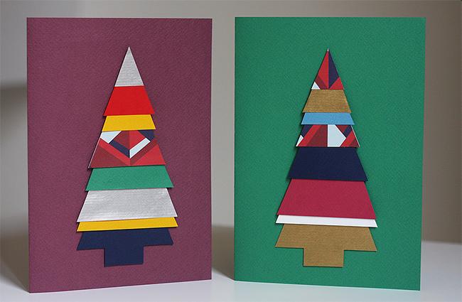 handmade christmas cards 14