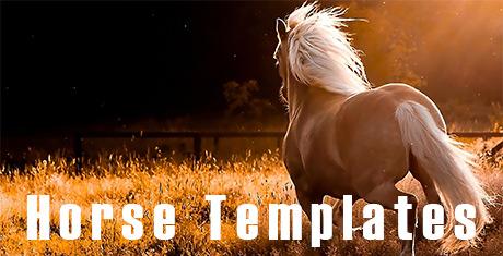 horsetemplates