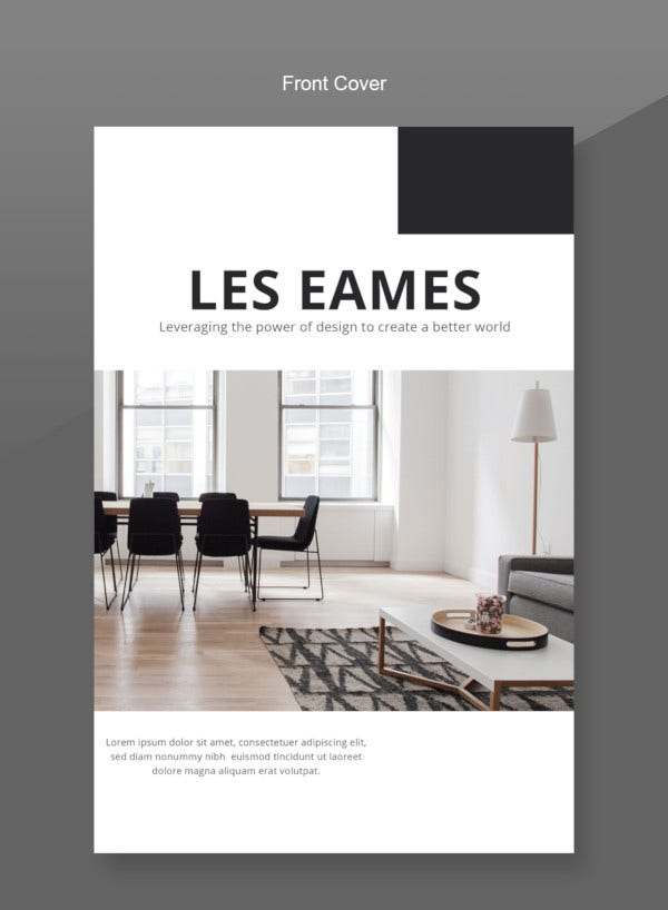 interior design catalog template2