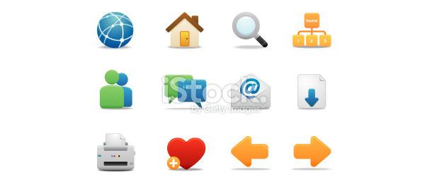 internet website icons1