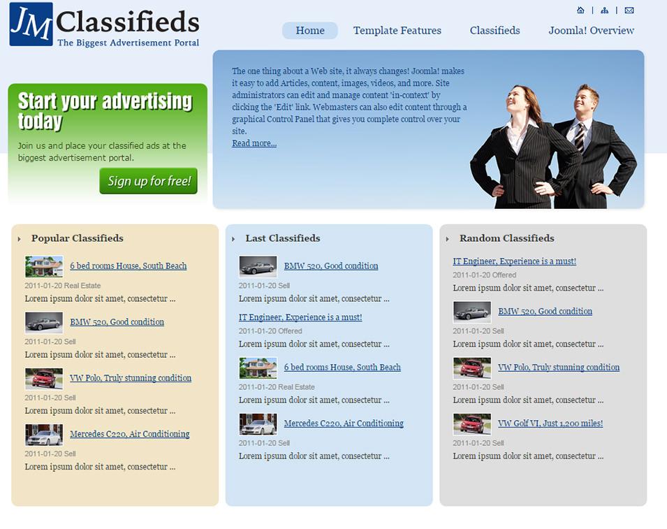 jm classifieds