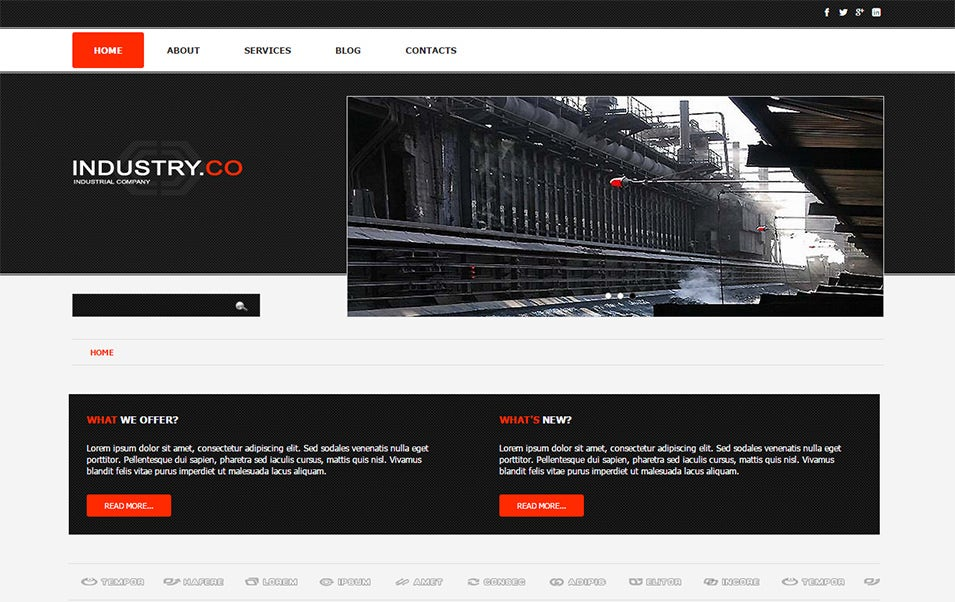 joomla 3 bootstrapped template 4
