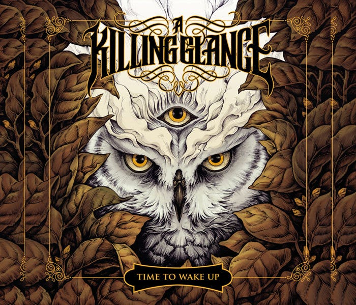 killing glance owl