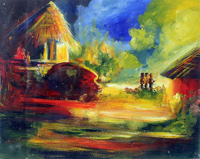 57  expressionist paintings by famous artists
