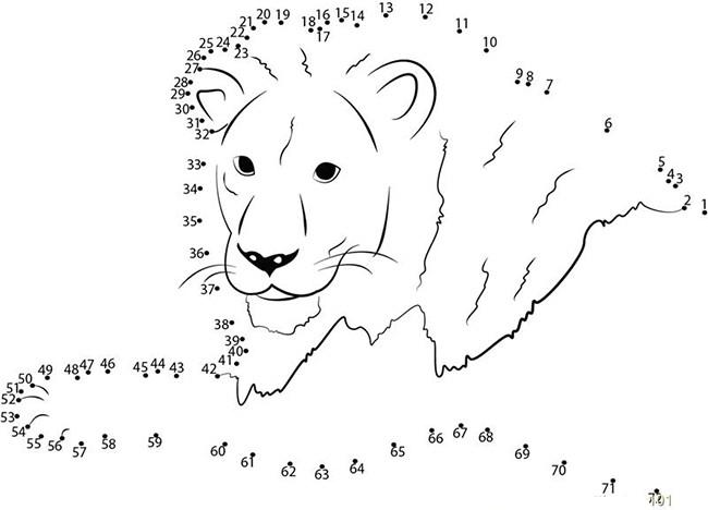 Lion Template Animal Templates Free Amp Premium Templates