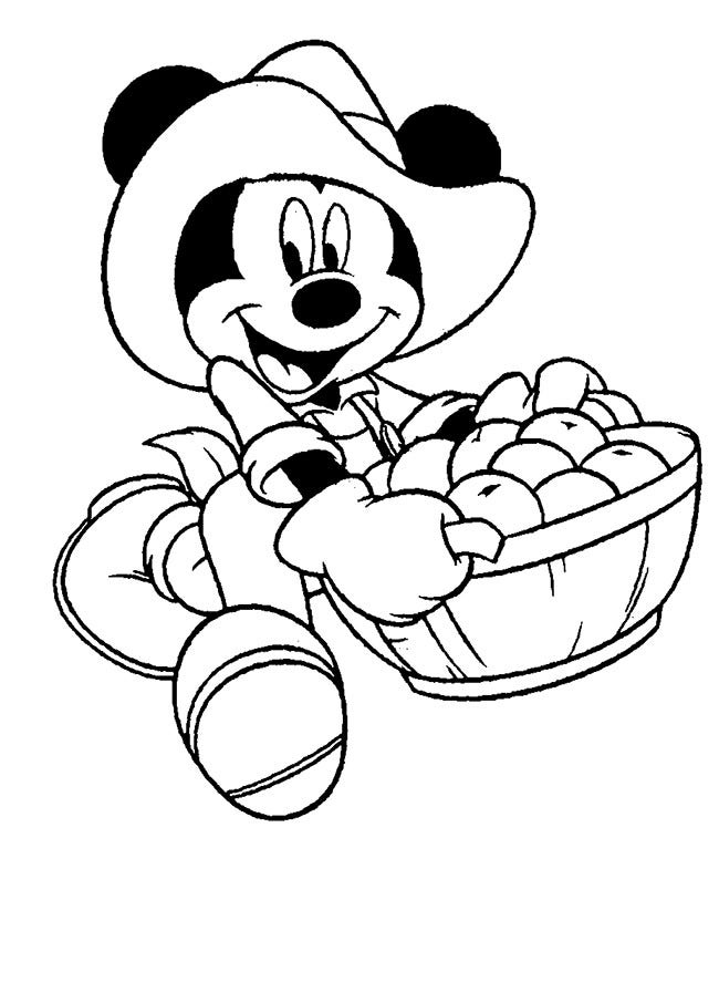 mickey mouse template 16