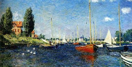 monet impressionist paintings