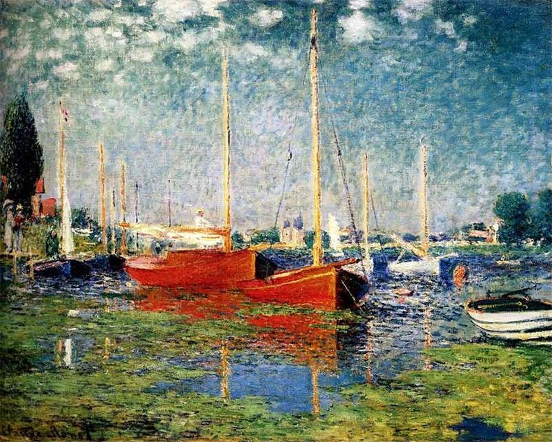 Monet Painting, Impressionist Paintings | Free & Premium Templates
