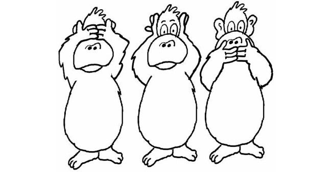 Monkey Template Animal Templates Free Amp Premium Templates