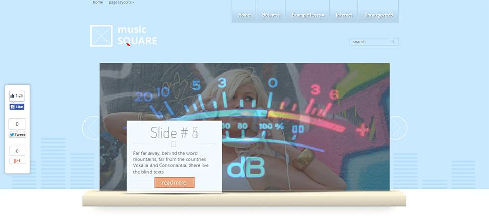 MusicSquare