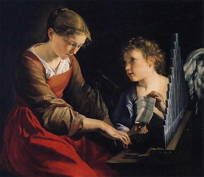 orazio gentileschi1563 1639