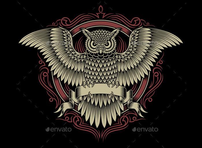50  best owl illustrations  u0026 artworks with amazing