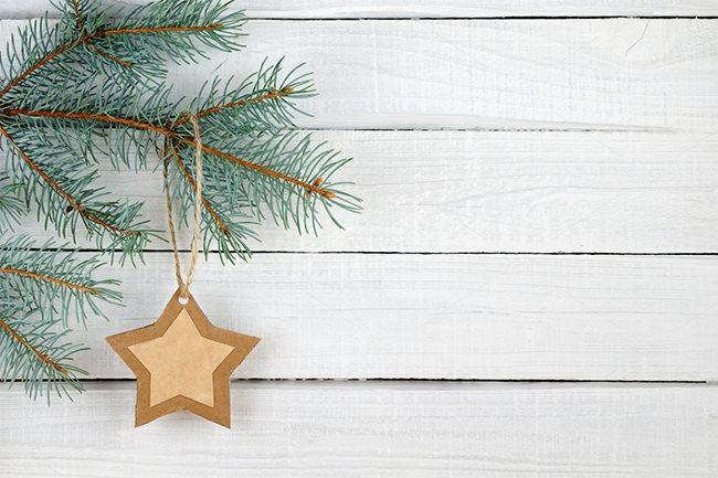 paper christmas star 10