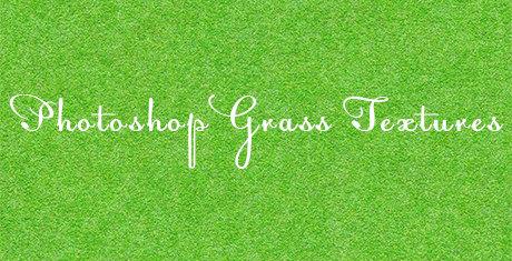 photoshopgrasstextures