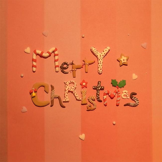 polymer clay christmas craft 18
