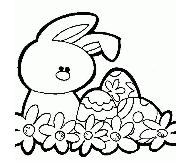 printable bunny rabbit template
