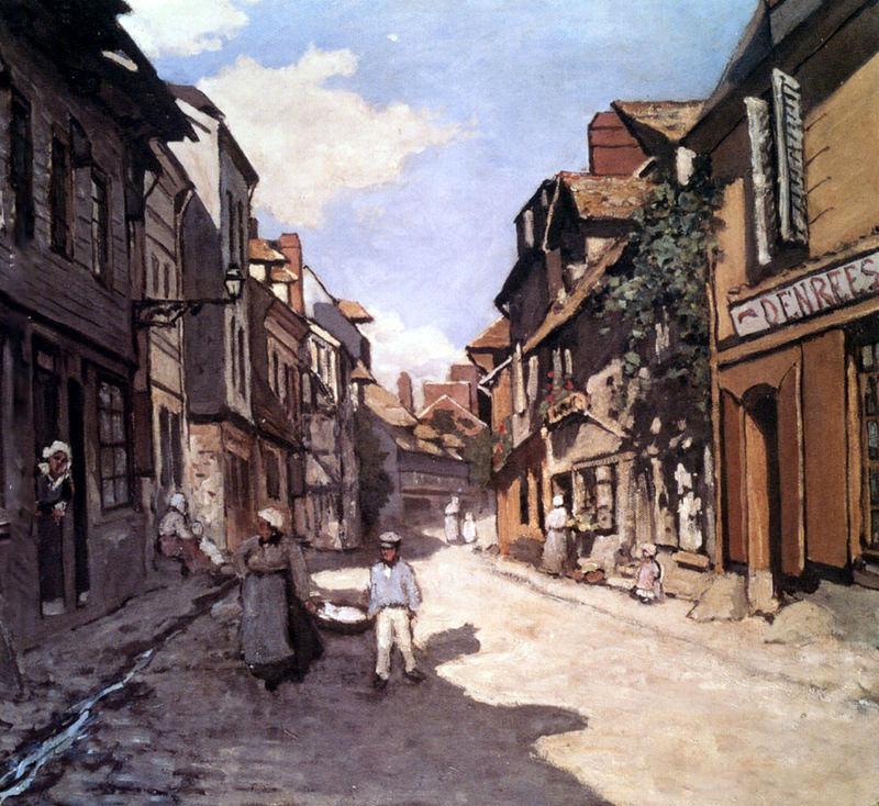 rue de la bavolle honfleur