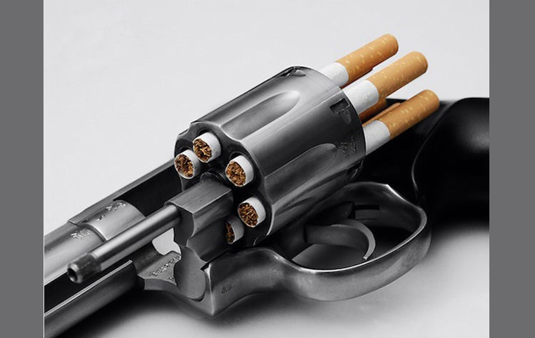 Smoking Gun Concept