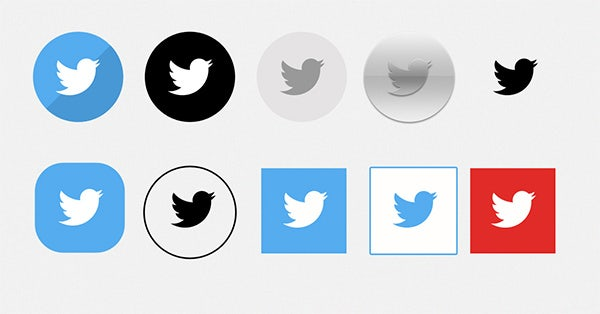 social icons mega pack