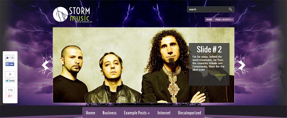 StormMusic