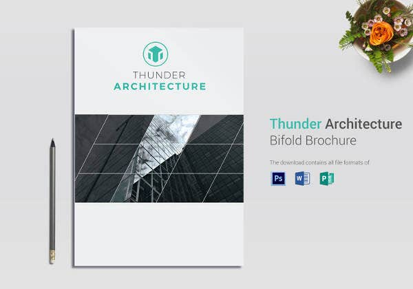 thunder architecture brochure