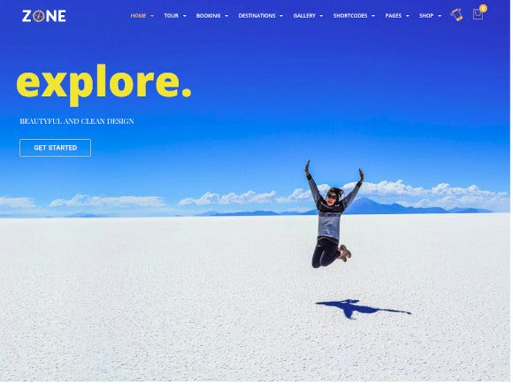 tours and travel wordpress responsive theme