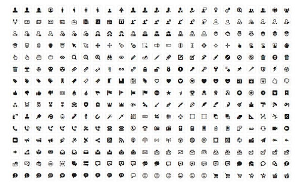 ultimate vector icon pack