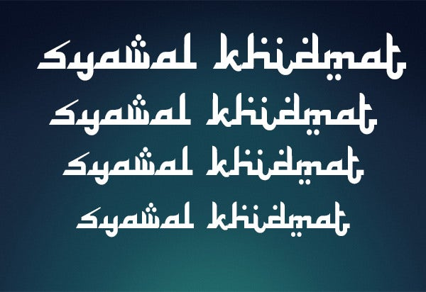 Download Free Arabic Fonts for Windows Mac Linux iPhone