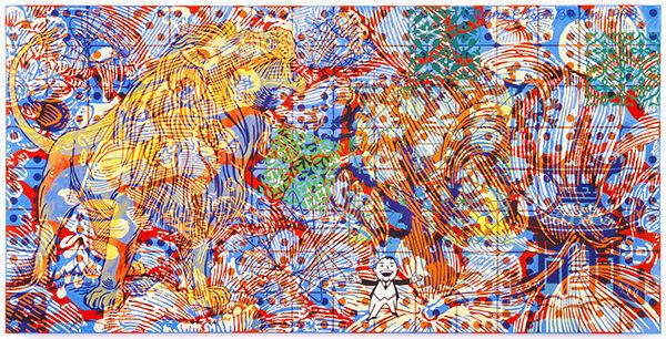 wayneedsonbryan aesthetic painting