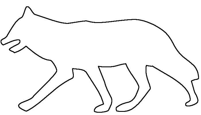 wolf cut out printable koni polycode co