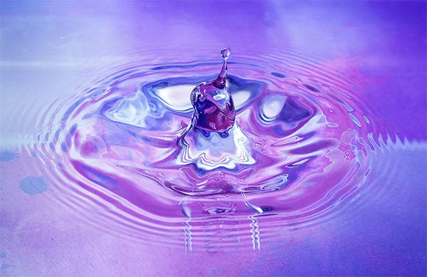 wonderful water drop photography