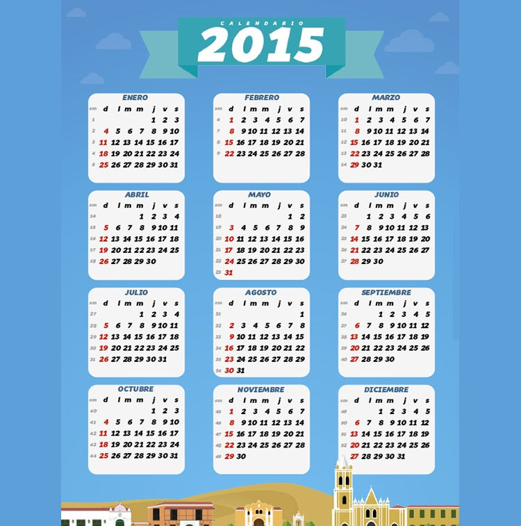 yearly calendar1