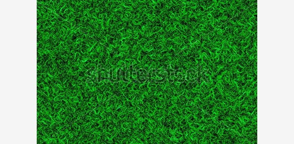 artificial grass with photoshop