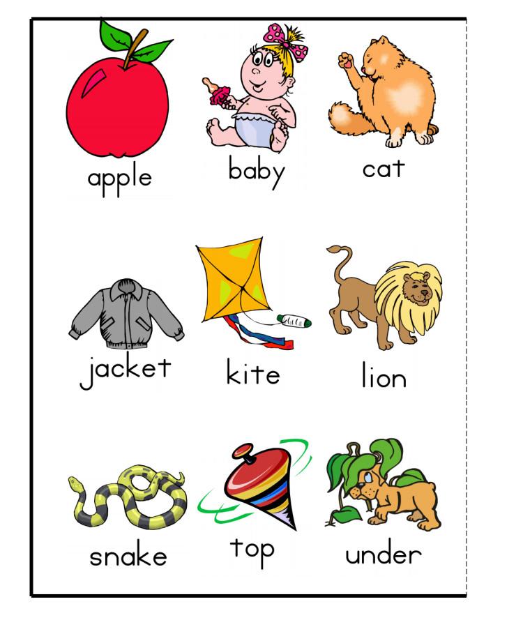 classroom alphabet poster