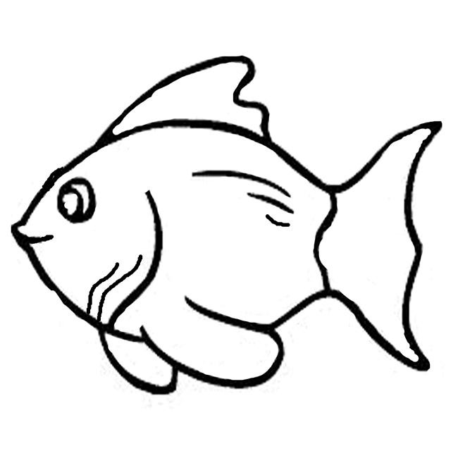 This is a graphic of Modest Free Printable Fish