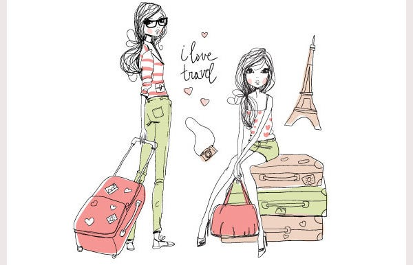 Fashion Girls travels the world