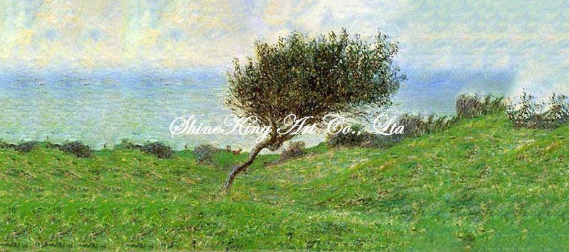 handpainted impressionist oil painting reproduction1