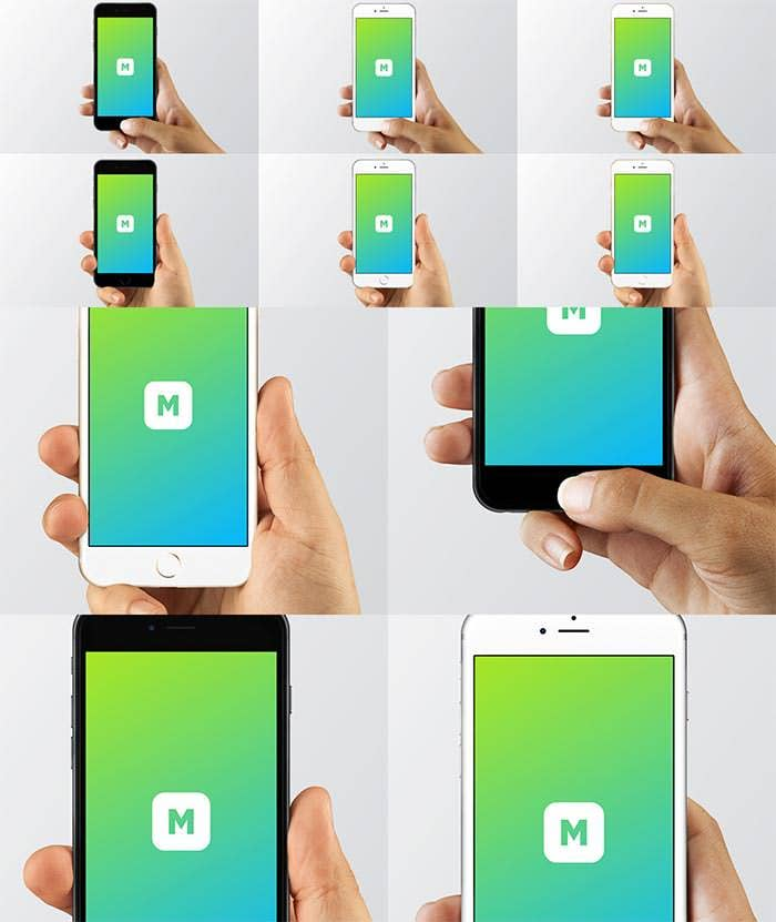 iphone 6 mockuuups