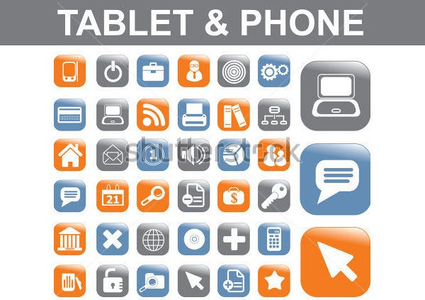 tablet & mobile phone apps