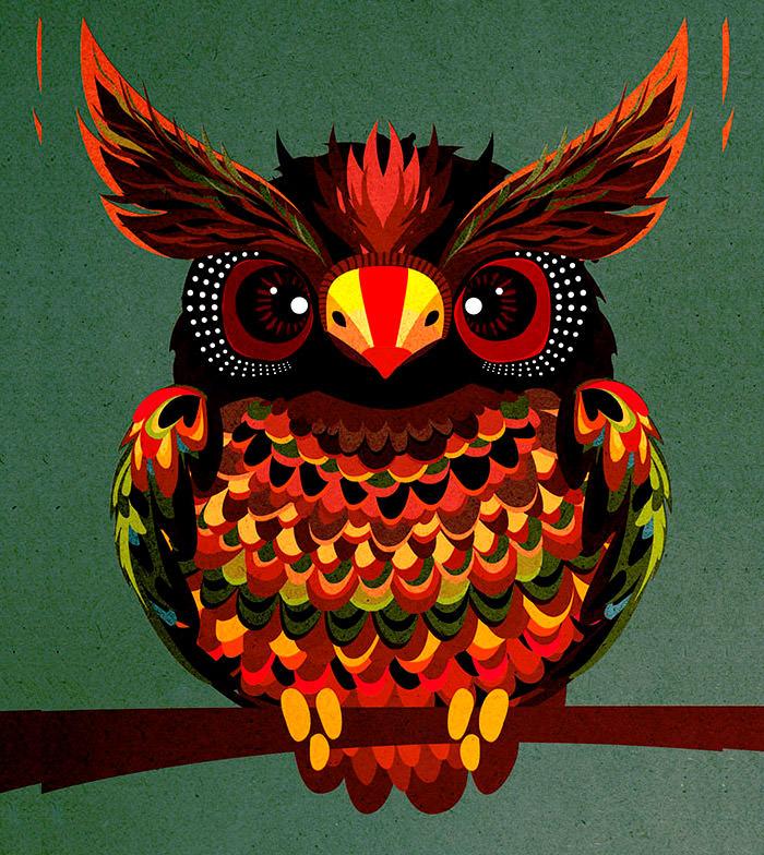 owl artwork5