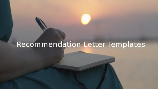 recommendationlettertemplates