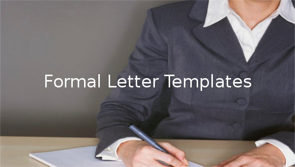 formallettertemplates