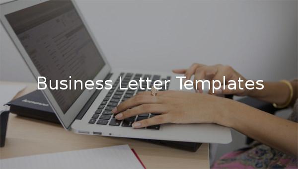 businesslettertemplates