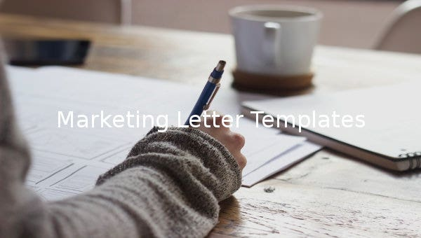 marketinglettertemplates