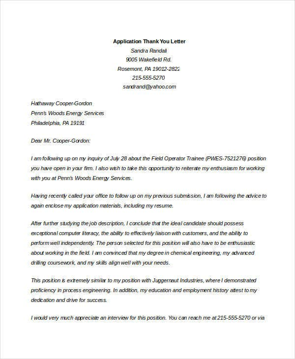 Jobstreet Cover Letter Template
